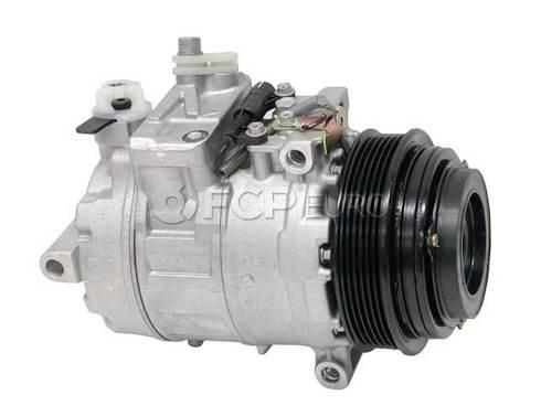Mercedes A/C Compressor (C220 C230 CL500) - Nissens 0002307011