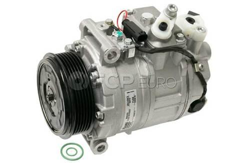 Mercedes A/C Compressor (C240 C320 E500) - Nissens 0002309111