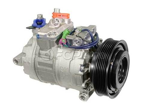Audi VW A/C Compressor (A4 A6 A8 S4 Allroad S8 S RS6 Passat) - Nissens 4B0260805B