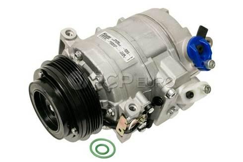 BMW A/C Compressor (325Ci 325i X3) - Nissens 64526916232