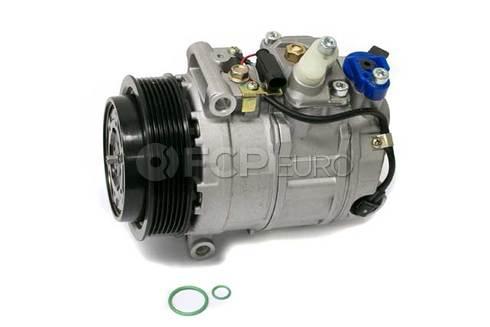 Mercedes A/C Compressor (C230) - Nissens 0012305511