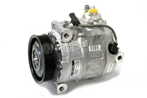 BMW A/C Compressor (525i 528i Z4) - Nissens 64509174803