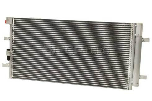 Audi A/C Condenser (A4 S4 S5) - Nissens 8K0260403AF
