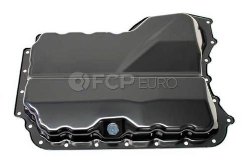 VW Engine Oil Pan Lower (Beetle Golf Jetta Passat) - OEM Supplier 07K103600A
