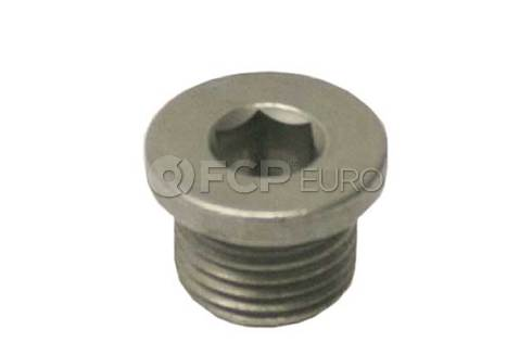 Porsche Engine Oil Drain Plug (Macan) - Genuine Porsche 90021900401