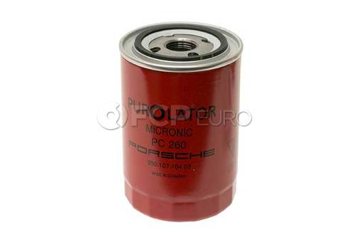 Porsche Engine Oil Filter (911) - Genuine Porsche 93010776403