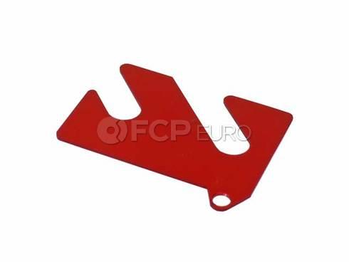 Porsche Control Arm Shim (1mm) - Rauch & Spiegel 99634154390