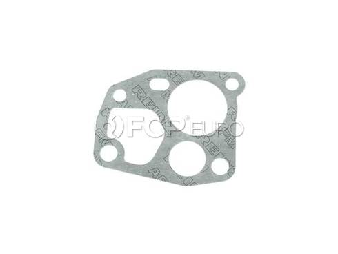 Mercedes Engine Oil Filter Flange Gasket (300SEL 300TD E320) - Reinz 6011840580