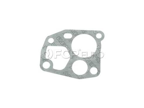 Mercedes Engine Oil Filter Flange Gasket (300SEL 300TD E320) - Reinz 6011840580