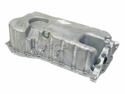 VW Engine Oil Pan - Genuine VW Audi 022103601HA