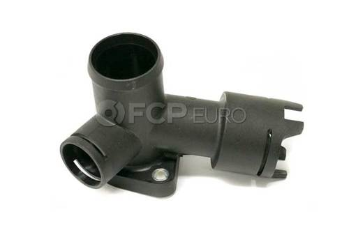 Audi VW Coolant Outlet Flange - Genuine VW Audi 03H121133