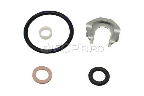 VW Audi Fuel Injector O-Ring Kit Upper - Genuine VW Audi 03H198149A