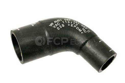 Audi VW Engine Coolant Hose (TT Quattro Eos Golf) - Genuine VW Audi 06F121057C