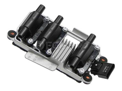 Audi VW Ignition Coil - Genuine VW Audi 078905104A
