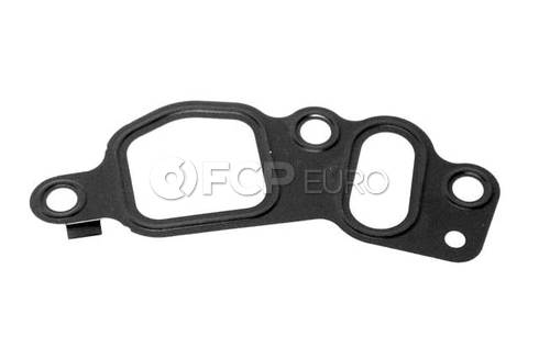 Audi Engine Timing Cover Gasket Left Lower (A6 Quattro S4) - Genuine VW Audi 079131120A