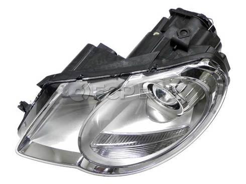 VW Headlight Assembly - Genuine VW Audi 1Q0941005D