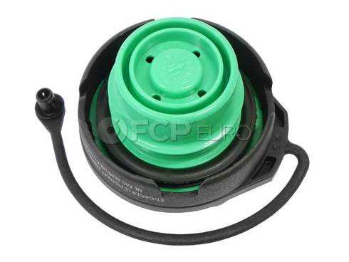 VW Fuel Tank Cap (Passat Phaeton) - Genuine VW Audi 3D0201550AE