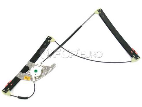 Audi Window Regulator Front Right (A6 A6 Quattro Allroad Quattro) - Genuine VW Audi 4B0837462