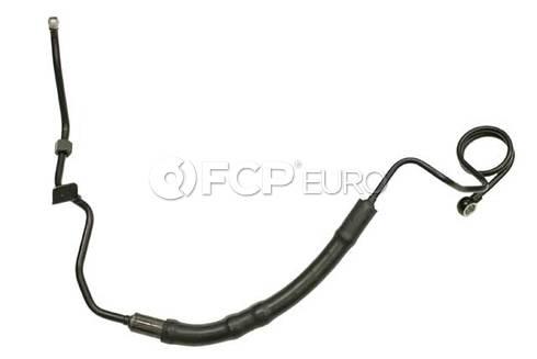 Audi Power Steering Pressure Hose (A6 A6 Quattro) - Genuine VW Audi 4B1422893T