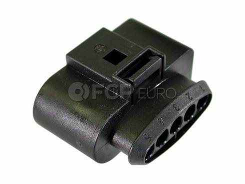 VW Audi Ignition Coil Connector 5-Pin (Golf Jetta) - Genuine VW Audi4D0973725