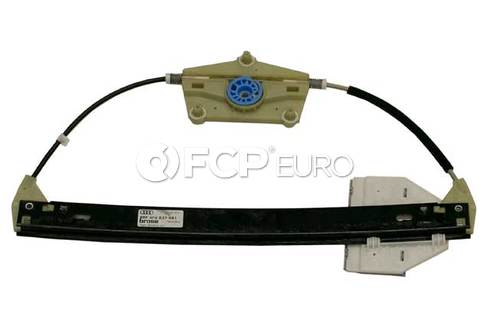Audi Window Regulator - Genuine VW Audi 4F0839461
