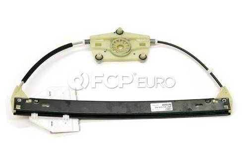 Audi Window Regulator Rear Right (A6 Quattro A6 S6) - Genuine VW Audi 4F0839462B