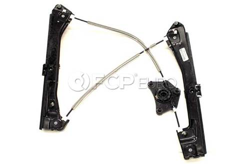 VW Window Regulator Front Left (Jetta) - Genuine VW Audi 5C6837461K