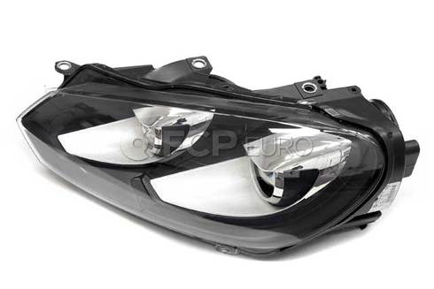 VW Headlight Left (GTI Golf) - Genuine VW Audi 5K0941753B