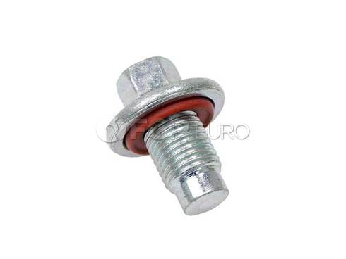 VW Engine Oil Drain Plug (Routan) - Genuine VW Audi 7B0103193