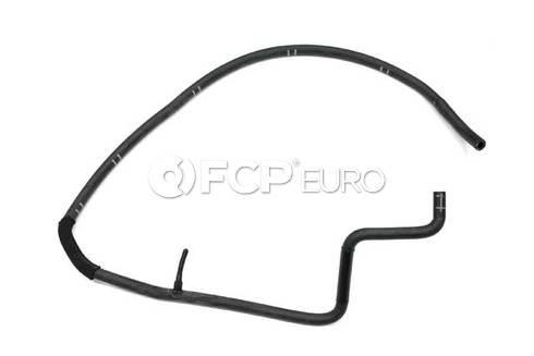 VW Audi Engine Coolant Recovery Tank Hose (Touareg) - Genuine VW Audi 7L6122447BE