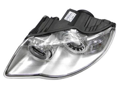 VW Headlight Left (Touareg) - Genuine VW Audi 7L6941039B
