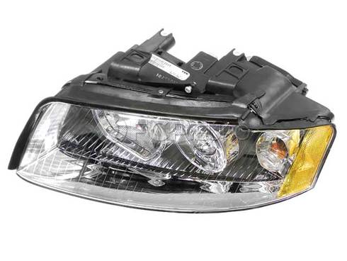 Audi Headlight Left (A4 A4 Quattro S4) - Genuine VW Audi 8E0941029F