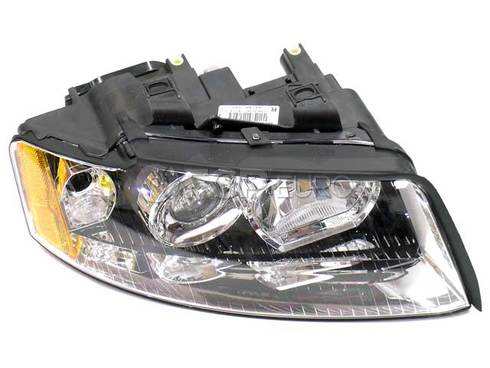 Audi Headlight Right (A4 A4 Quattro) - Genuine VW Audi 8E0941030K