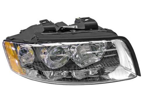 Audi Headlight Right (A4 A4 Quattro) - Genuine VW Audi 8E0941030S