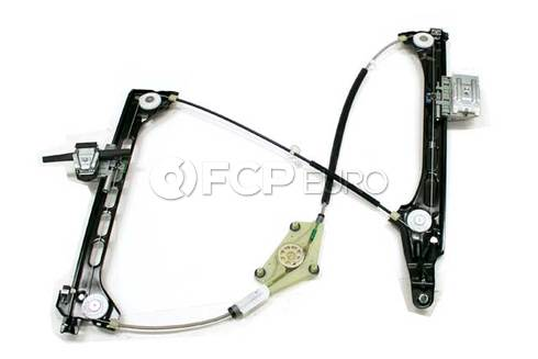 Audi Window Regulator Front Left (TT TT Quattro) - Genuine VW Audi 8J0837461E