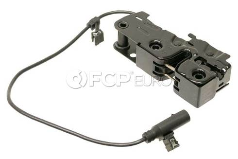 Audi Trunk Lock Actuator Motor (R8) - Genuine VW Audi 8K0823509F