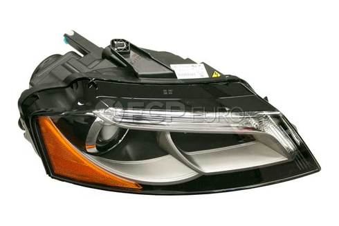 Audi Headlight Right (A3) - Genuine VW Audi 8P0941030BJ