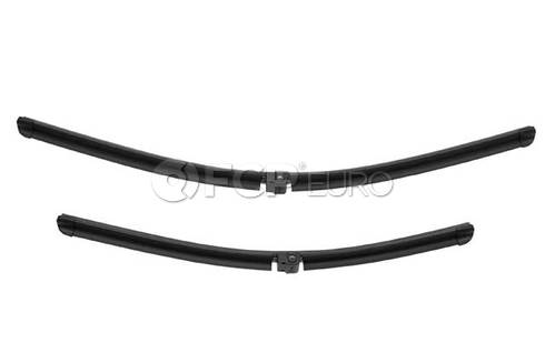 BMW Windshield Wiper Blade Set - Valeo 61610415881