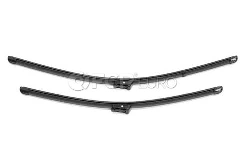 BMW Windshield Wiper Blade Set (E70 E71) - Valeo 61610038893