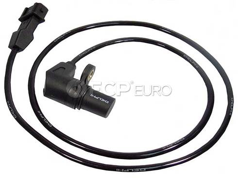 Saab Crankshaft Position Sensor (Black Connector) - VDO 90451441