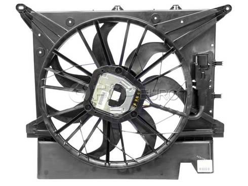 Volvo Electric Auxiliary Cooling Fan (XC90) - Genuine Volvo 31368075