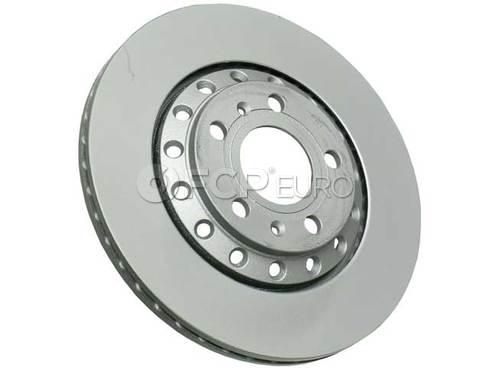 Audi VW Brake Disc (Phaeton A8 Quattro) - Zimmermann 4E0615601K