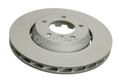 BMW European Floating Brake Disc - Zimmermann 34112227737