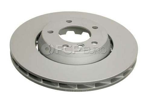 BMW European Floating Brake Disc - Zimmermann 34112227738
