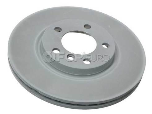 MINI Cooper Brake Disc - Zimmermann 34119804829