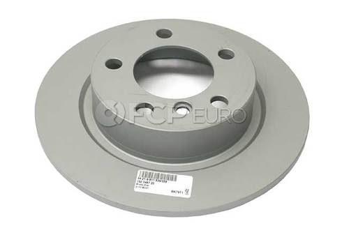 MINI Cooper Brake Disc (Countryman) - Zimmermann 34209804830