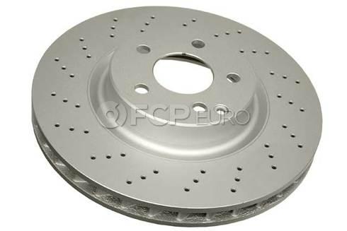 Mercedes Brake Disc - Zimmermann 2304210812