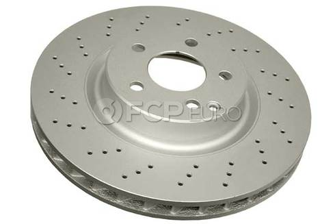 Mercedes Brake Disc - Zimmermann 2304210812