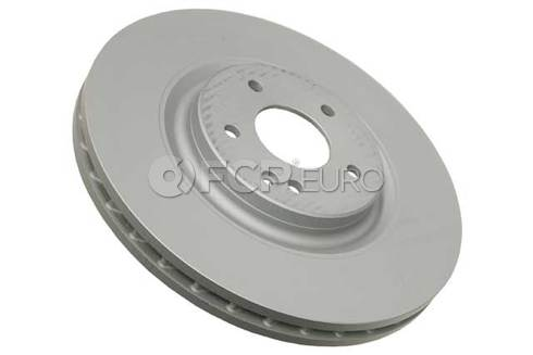 Mercedes Brake Disc (SL) - Zimmermann 1294212112