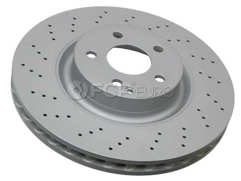 Mercedes Brake Disc - Zimmermann 2214211012